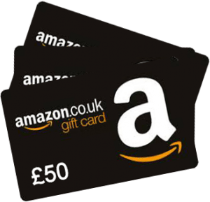 Amazon Gift Card John Wilkinson