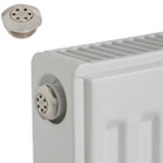 Automatic radiator bleeder