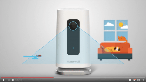 Honeywell Lyric Home Security Camera