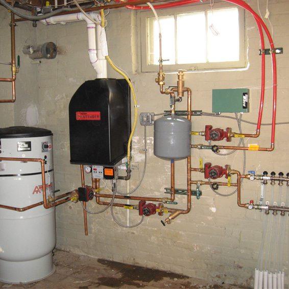 John Wilkinson System Boilers